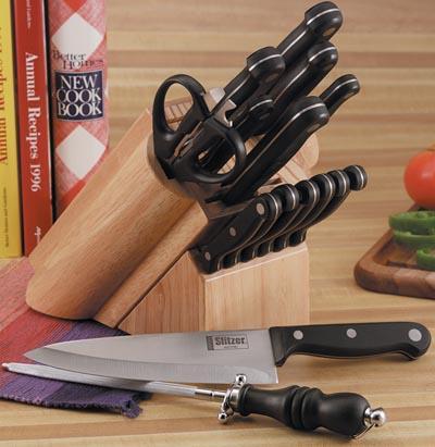 Slitzer 15pc Cutlery Sets (CTSZ16)