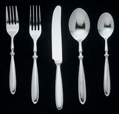 Product listing 20pc flatware sets fw20 - Heavy stainless steel flatware ...