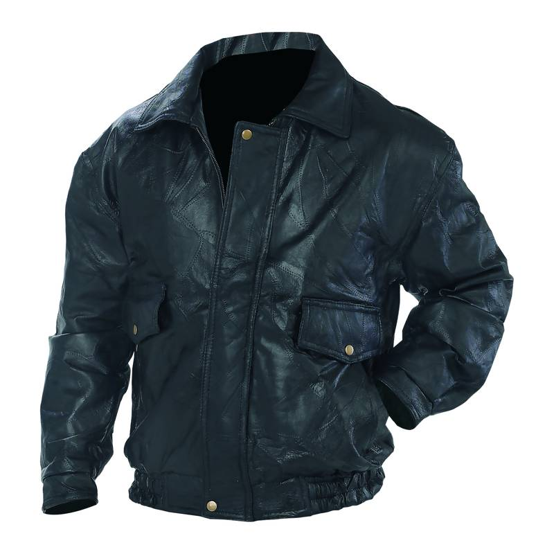 Bomber Design Leather Jackets (GFEUCT)