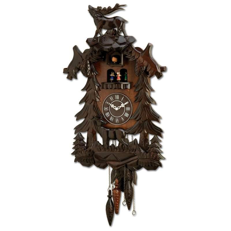 Product listing cuckoo clocks hhccrd - Motorcycle cuckoo clock ...