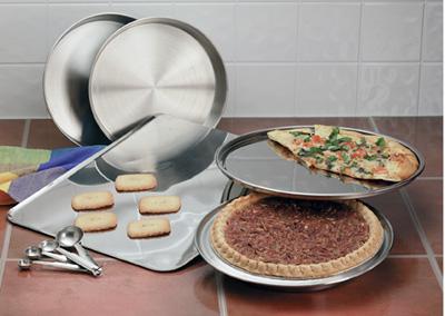 Maxam 9pc Stainless Steel Bakeware Sets  (KTBAKE)