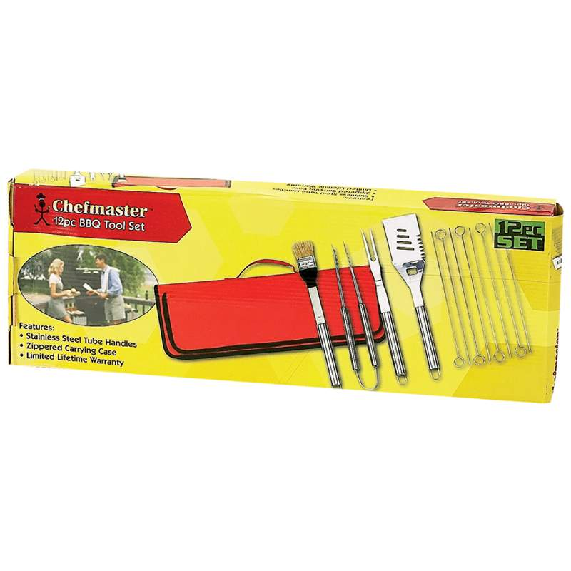 Chefmaster™ 13pc Barbeque Sets (KTBQ132)