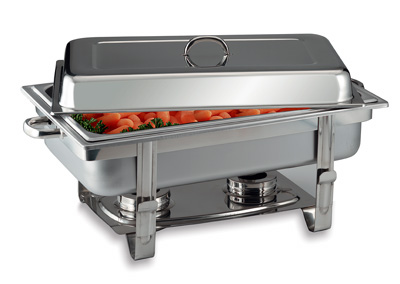 Maxam Stainless Steel Chafing Dishes (KTCHAF)