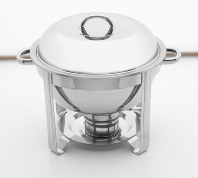 Maxam Stainless Steel Chafing Dishes (KTCHAFSM)