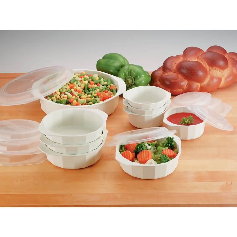 LaCuisine™ 18pc Microwave Cookware Sets (KTMW18)