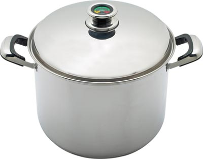 16qt Surgical Stainless Stock Pots (KTSP162)
