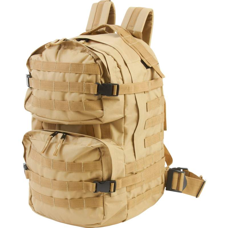Water Resistant Backpacks (LUBP19SAND)