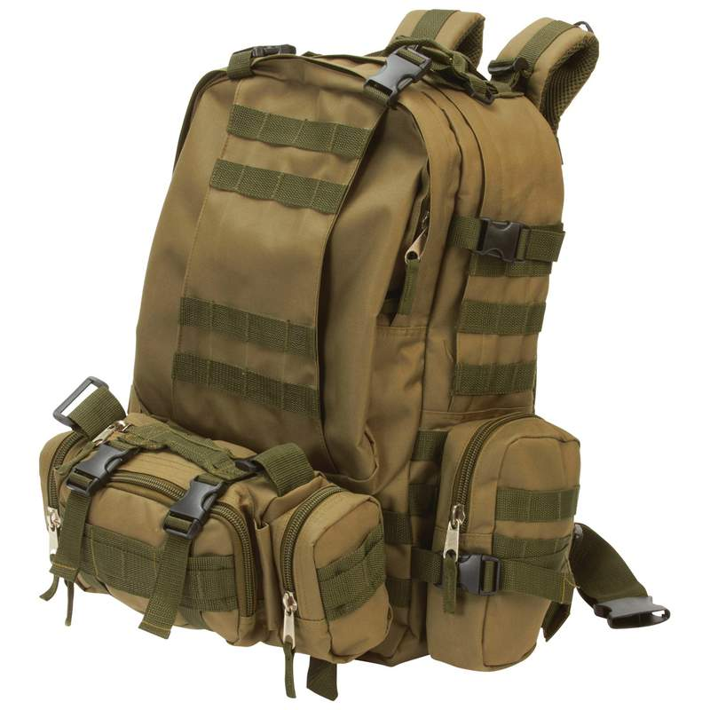 Water Resistant Backpacks (LUBP4ADG)