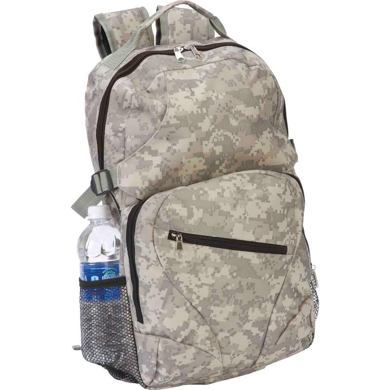 Water Resistant Backpacks (LUBPDC)