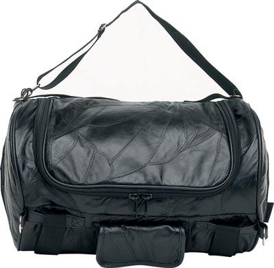 Leather Motorcycle Barrel Bags (LUMBB16)