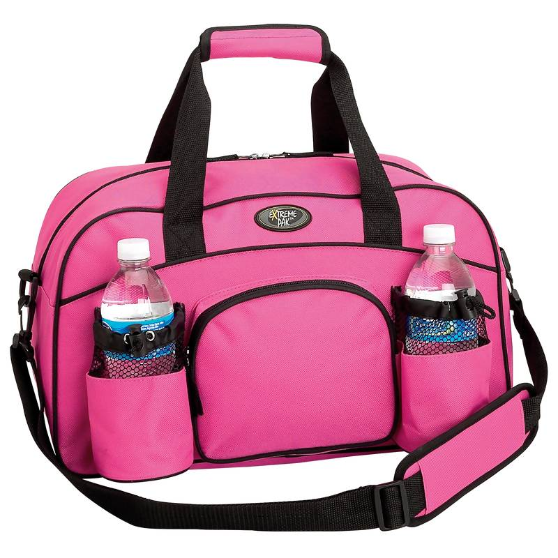Pink Sport Duffle Bags (LUSDPK18)
