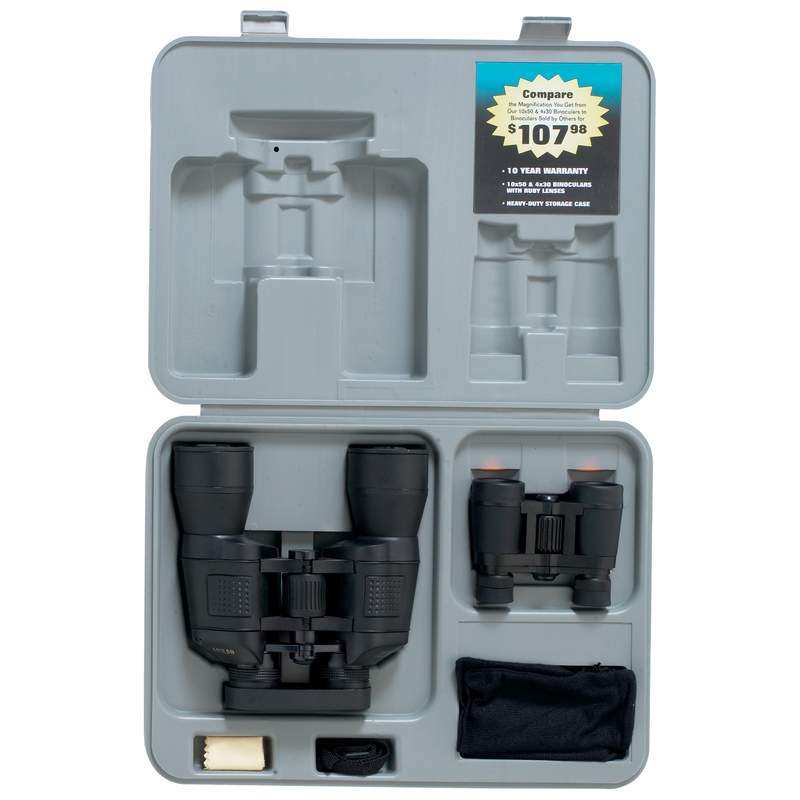 Magnacraft 2pc Binocular Sets (SPBSET)