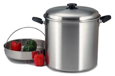 Precise Heat 30qt Waterless Stock Pots (KTSP30)