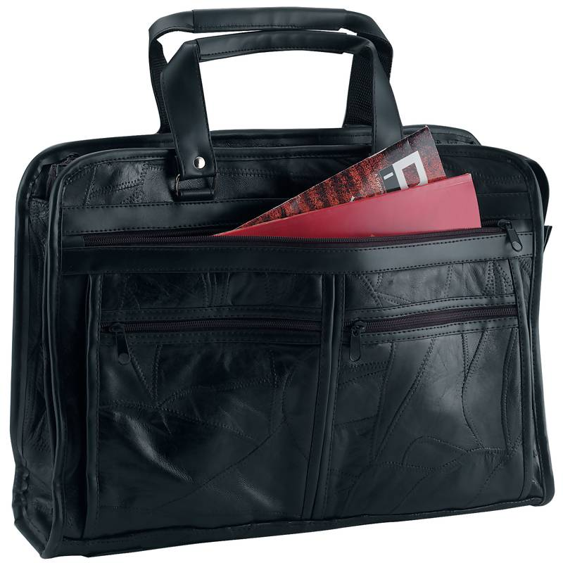 Maxam Leather Briefcases (BCLBC)