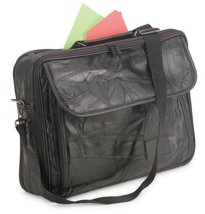 Maxam Leather Briefcases (BCPLB)
