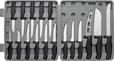 Maxam 18pc Cutlery Sets (CTNH17)