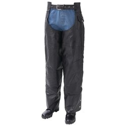 Buffalo Leather Motorcycle Chaps (GFCHAP)