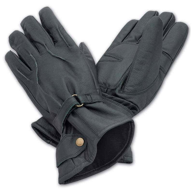Leather Motorcycle Gloves (GFCHMC)