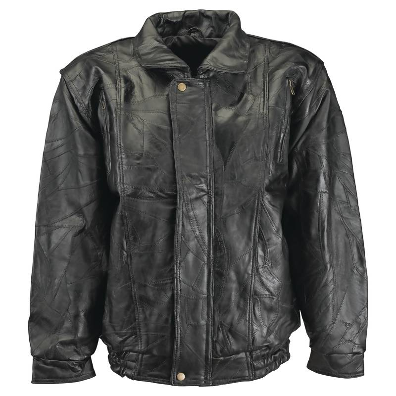 Lambskin Leather Jackets (GFCOATA)