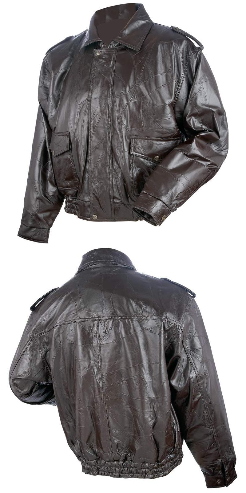 Genuine Leather Jackets (GFEUCB)
