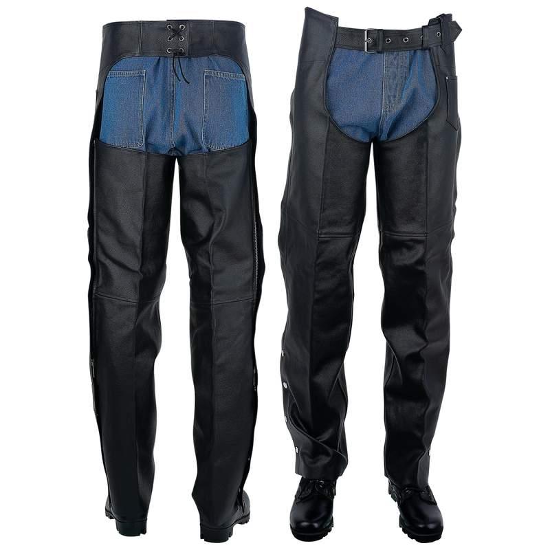 Cowhide Leather Chaps (GFMCBC)