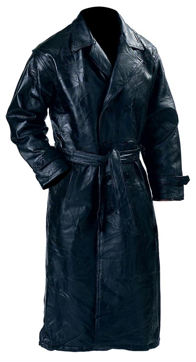 Leather Trench Coats (GFTR)