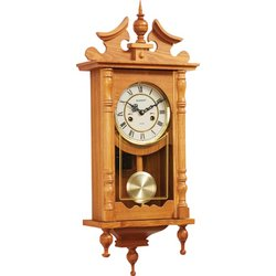 Kassel™ 15-Day Oak Wall Clocks (HHWWCO)