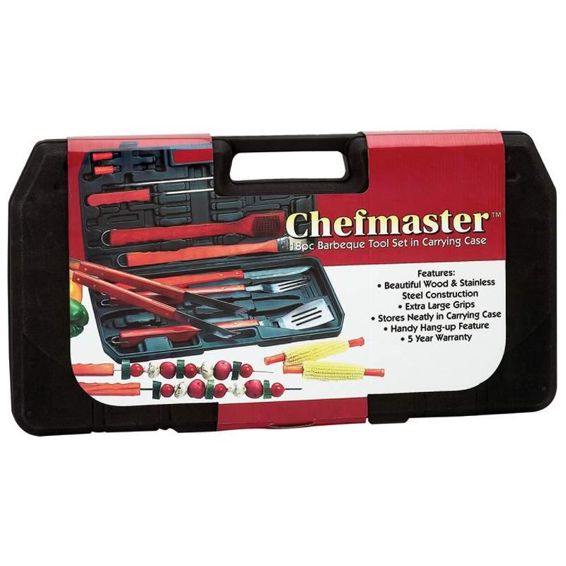 Chefmaster™ 19pc Barbeque Sets (KTBQ19)