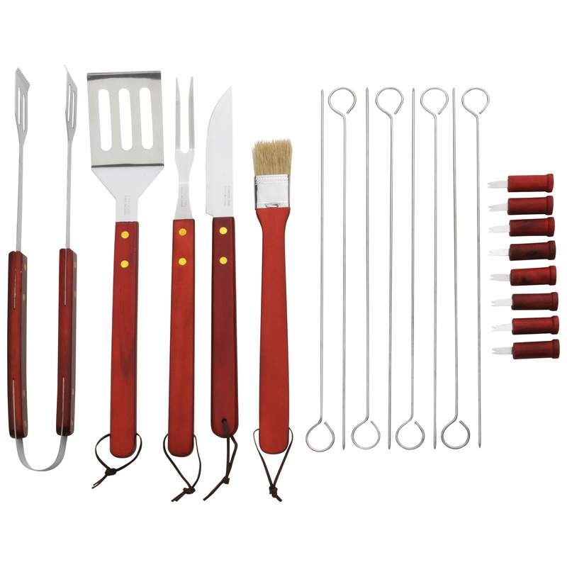 Chefmaster™ 22pc Barbeque Tool Sets (KTBQ22)