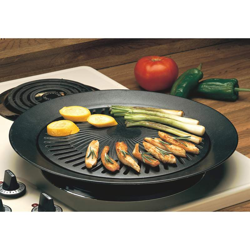 Smokeless Indoor Stovetop Barbeque Grills (KTGR5)