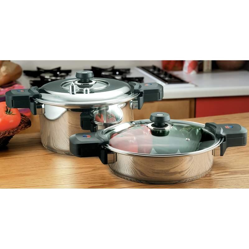 Precise Heat Low Pressure Pressure Cookers (KTPC942)