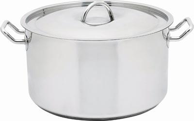 Precise Heat 42qt Waterless Stock Pots (KTSP42)