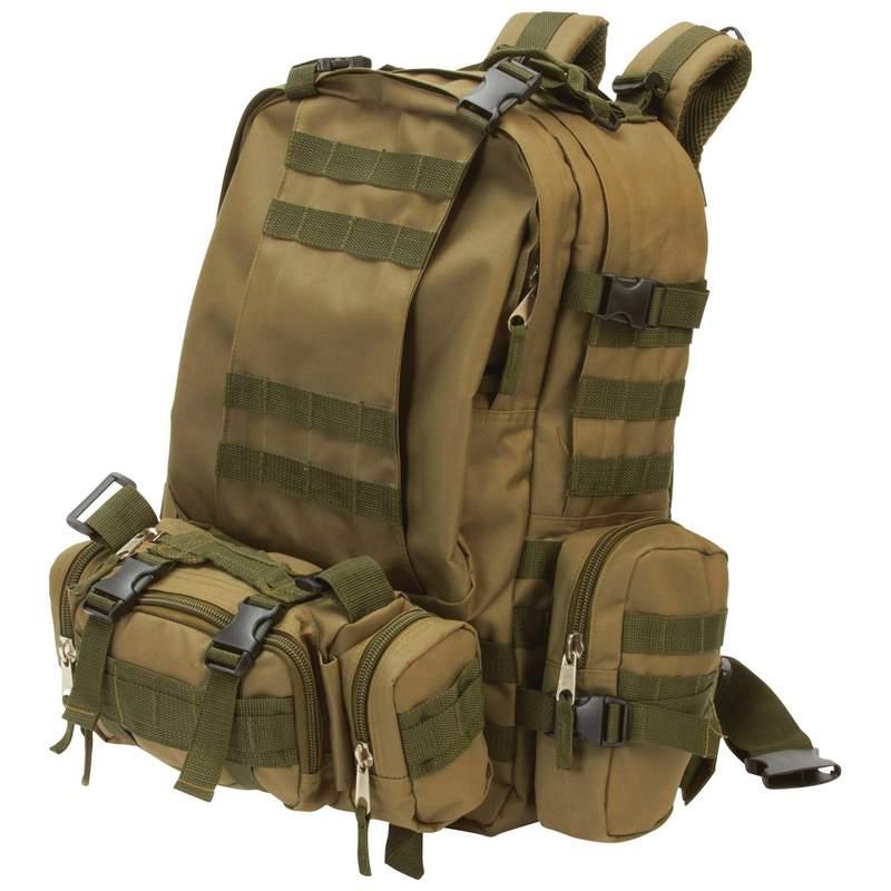 Water Resistant Backpacks (LUBP4ADG)