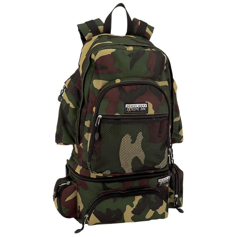 Water Resistant Backpacks (LUBPCAM21)