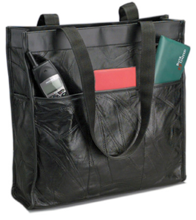 Leather Shopping/Travel Bags (LULSHOP2)