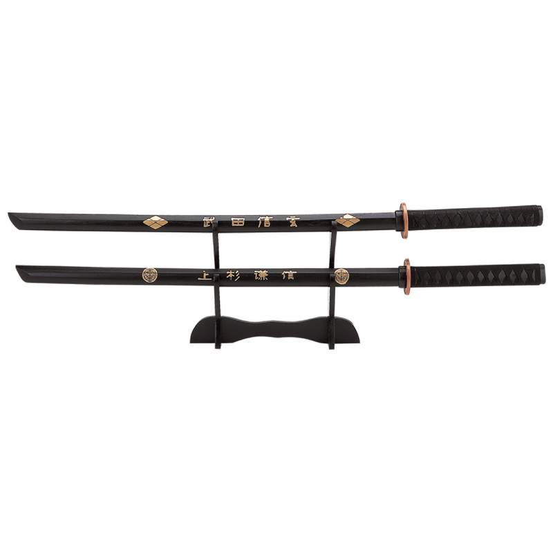 3pc Practice Samurai Sword Sets (SKPSWRDS)