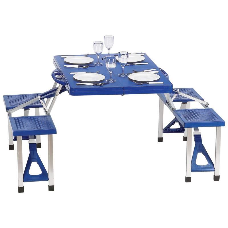Maxam® Foldable Picnic Tables (SPICNIC)
